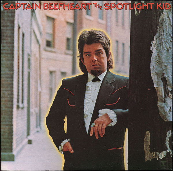 Captain Beefheart - The Spotlight Kid (LP, Album, RE) - NEW