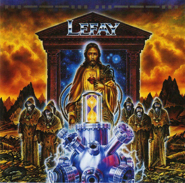 Lefay - SOS ...---... (CD, Album) - USED