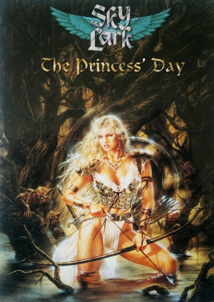 Skylark (4) - The Princess' Day (CD, Album, Ltd, Dig) - NEW