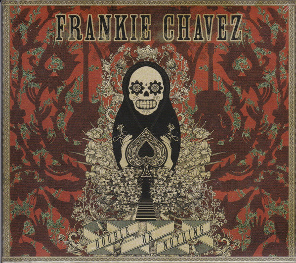 Frankie Chavez - Double Or Nothing (CD, Album, Gat) - USED