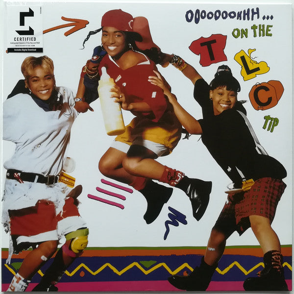 TLC - Ooooooohhh...On The TLC Tip (LP, Album, RE) - NEW