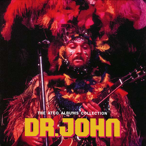 Dr. John - The Atco Albums Collection (7xCD, Album, RE, RM + Box, Comp, RM) - NEW