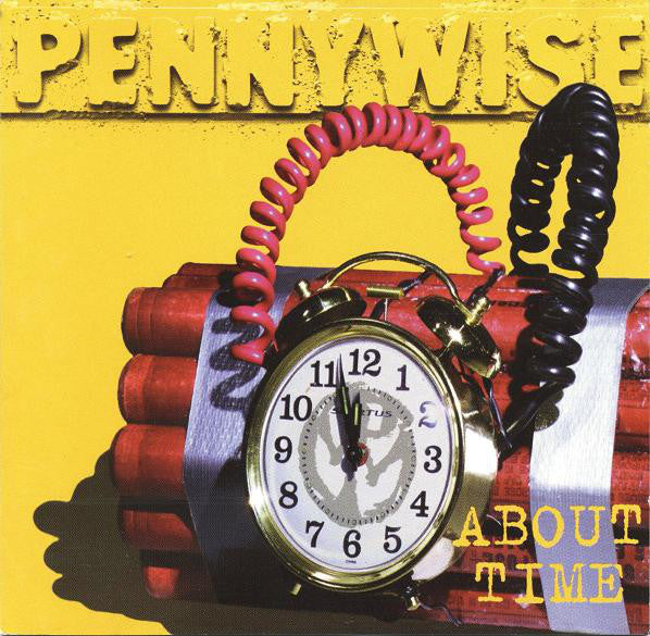 Pennywise - About Time (LP, Album, RE) - NEW