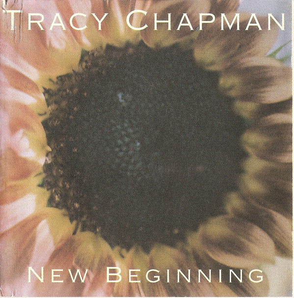 Tracy Chapman - New Beginning (CD, Album, RP) - USED