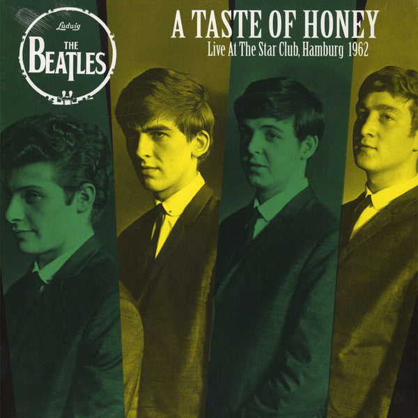 The Beatles - A Taste Of Honey - Live At The Star Club, Hamburg 1962 (LP, Ltd, RE) - NEW