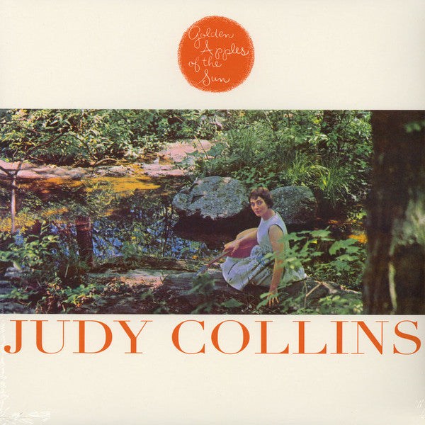 Judy Collins - Golden Apples Of The Sun (LP, Album, Ltd, RE) - USED