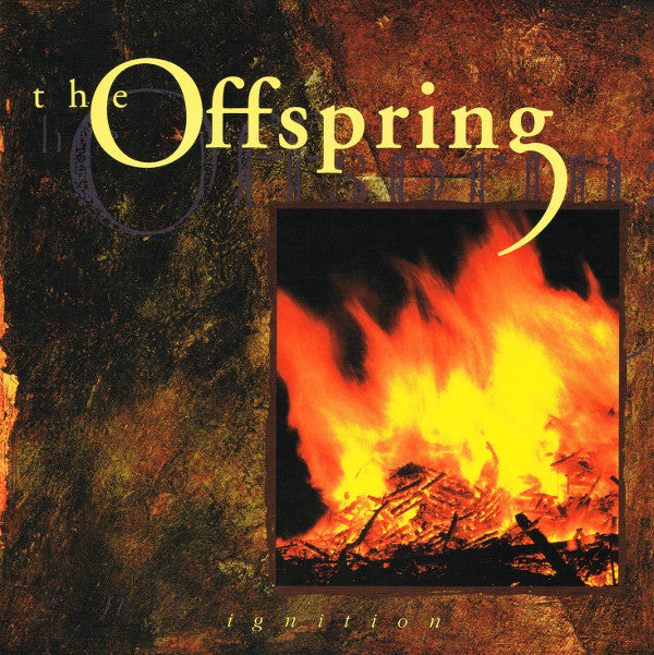 The Offspring - Ignition (LP, Album, RE, RM, RP) - NEW