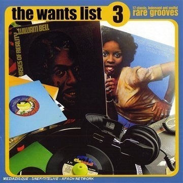Various - The Wants List Vol.3 (2xLP, Comp) - NEW