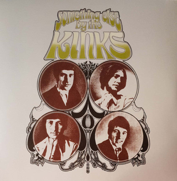 The Kinks - Something Else By The Kinks (LP, Album, Mono, RE) - NEW