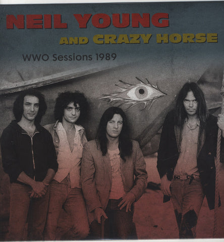 Neil Young & Crazy Horse - WWO Sessions 1989 (LP, Unofficial) - NEW