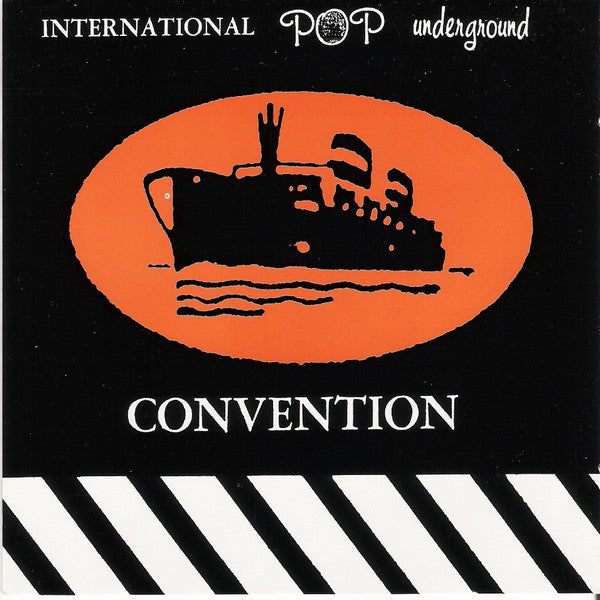 Various - International Pop Underground Convention (CD, Comp) - USED
