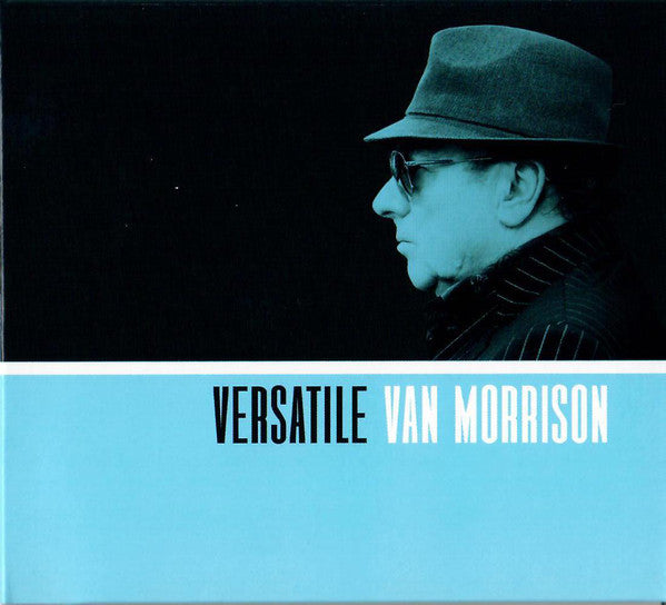 Van Morrison - Versatile (CD, Album, Gat) - USED