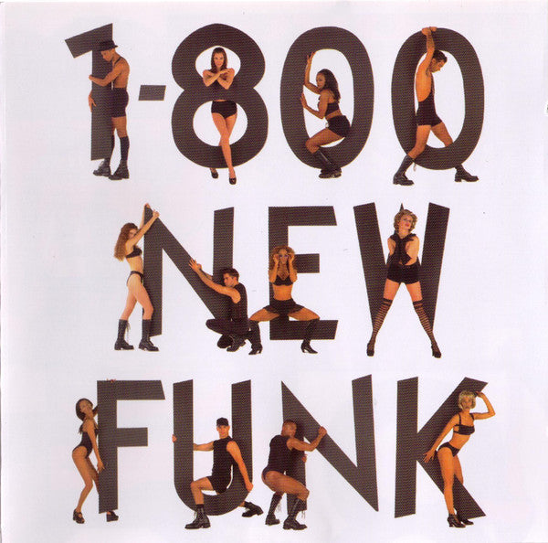 Various - 1-800-New-Funk (CD, Album, Comp, RP) - USED