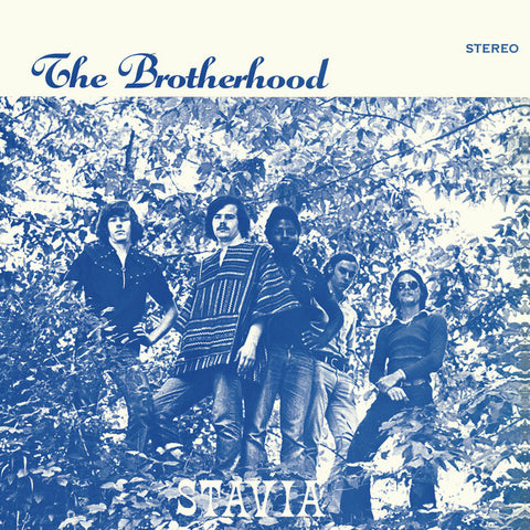 The Brotherhood (9) - Stavia (CD, Album, RE, RM) - NEW