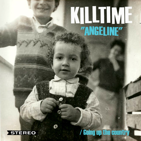"Killtime - Angeline (7"", Single, Red) - NEW"