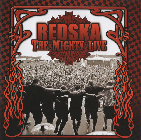 Redska - The Mighty Live (CD, Album) - NEW