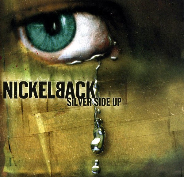 Nickelback - Silver Side Up (CD, Album) - USED