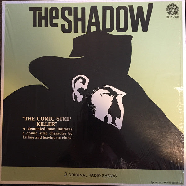 No Artist - The Shadow (LP) - USED
