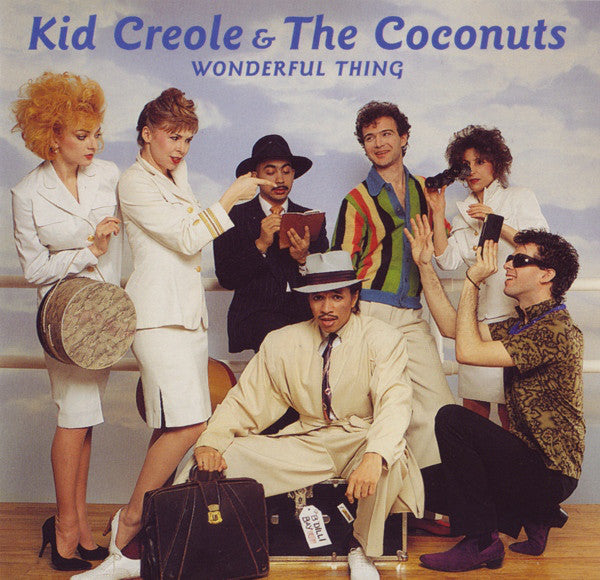 Kid Creole & The Coconuts* - Wonderful Thing (CD, Comp) - USED