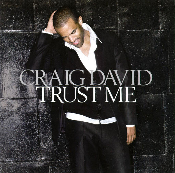 Craig David - Trust Me (CD, Album) - USED