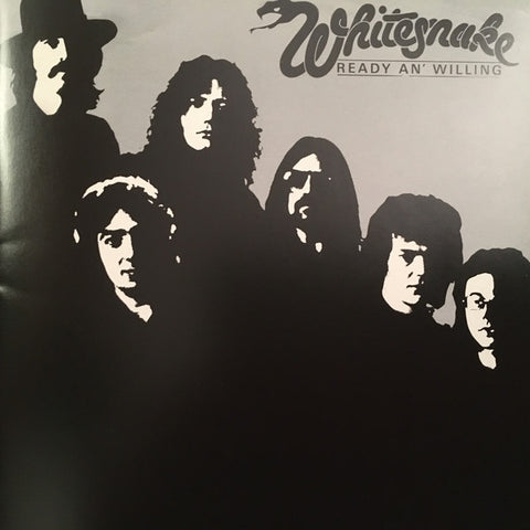 Whitesnake - Ready An' Willing (CD, Album, RE, RM) - USED