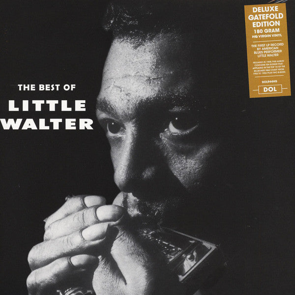 Little Walter - The Best Of Little Walter (LP, Comp, Mono, Ltd, RE, Gat) - NEW