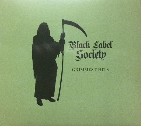 Black Label Society - Grimmest Hits (CD, Album) - NEW