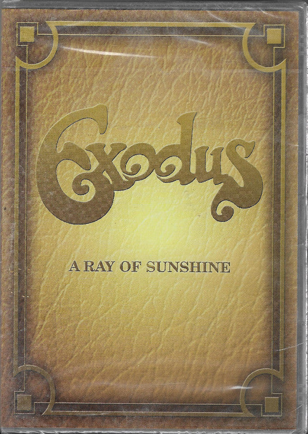 Exodus (7) - A Ray Of Sunshine (DVD-V, Comp) - NEW