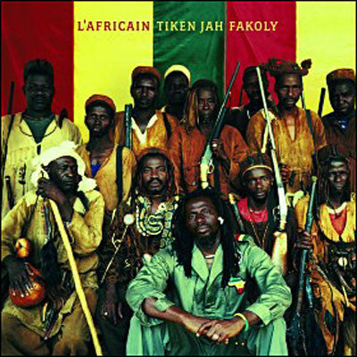 Tiken Jah Fakoly - The African (CD, Album) - USED
