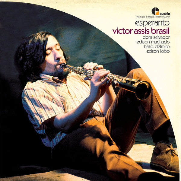 Victor Assis Brasil - Esperanto (LP, Album, Ltd, RE) - NEW