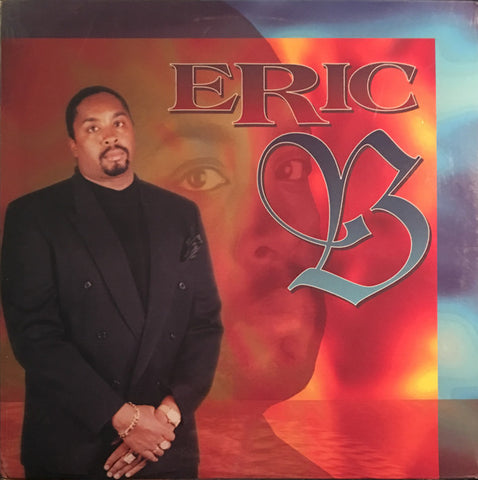 Eric B* - Eric B (LP, Album) - NEW
