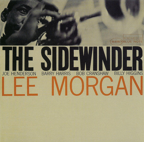 Lee Morgan - The Sidewinder (CD, Album, RE, RM) - USED