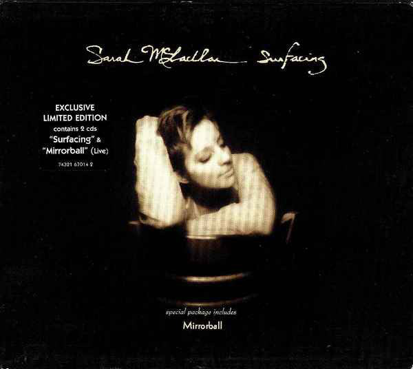 Sarah McLachlan - Surfacing / Mirrorball (2xCD, Album, Comp, Ltd) - USED