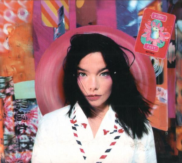 Björk - Post (CD, Album, Dig) - USED