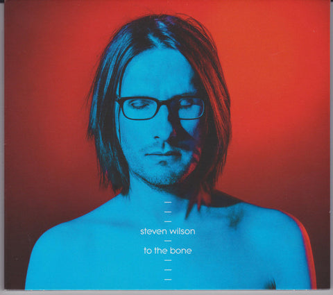 Steven Wilson - To The Bone (CD, Album, Dig) - NEW
