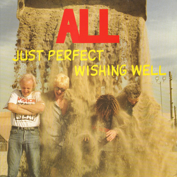 "ALL (2) - Just Perfect / Wishing Well (12"", Single, RE) - USED"