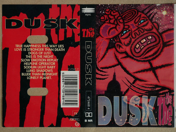 The The - Dusk (Cass, Album) - USED