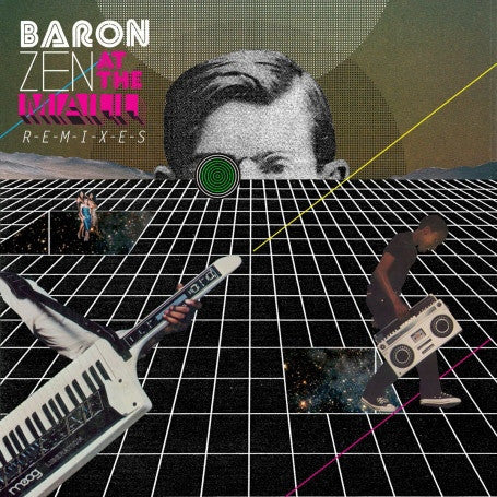 Baron Zen - At The Mall Remixes (2xCD, Album) - NEW