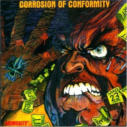 Corrosion Of Conformity - Animosity (CD, Album) - USED