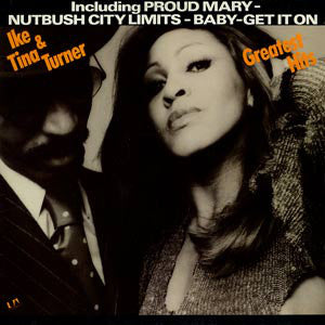 Ike & Tina Turner - Greatest Hits (LP, Comp) - USED