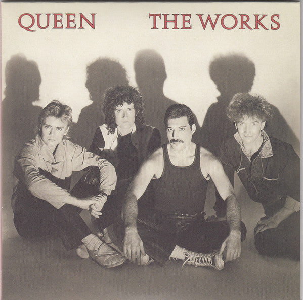 Queen - The Works (CD, Album, Ltd, RE, RM, Car) - USED