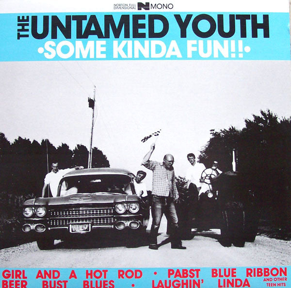 The Untamed Youth* - Some Kinda Fun!! (LP, Album) - USED