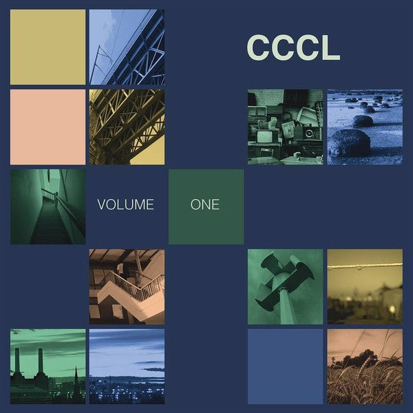 Chris Carter (2) - CCCL Volume One (LP, Fro + LP, Ash + Album) - NEW