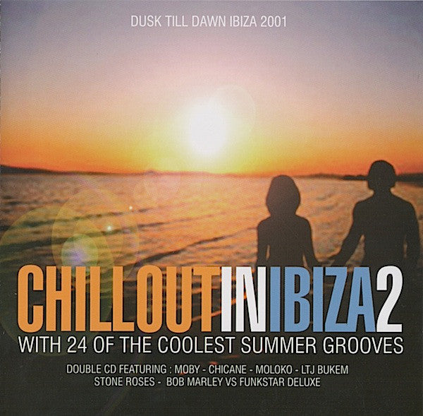Various - Chillout In Ibiza 2 (2xCD, Comp) - USED