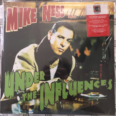 Mike Ness - Under The Influences (LP, Album, RE) - NEW