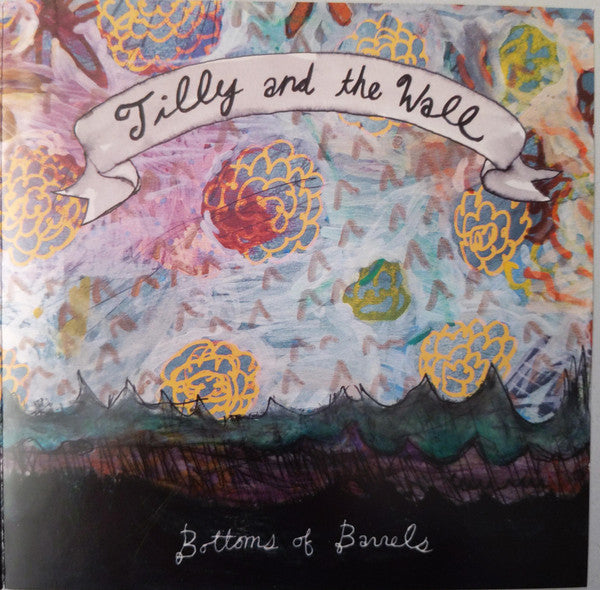 Tilly And The Wall - Bottoms Of Barrels (CD, Album, Enh) - USED