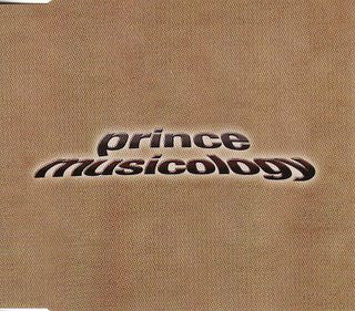 Prince - Musicology (CD, Single, Promo) - USED