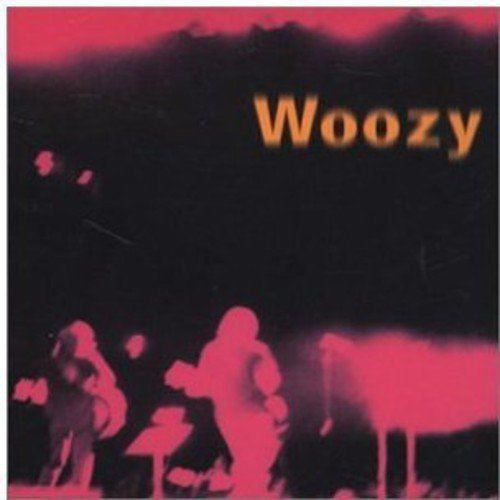 Woozy - Woozy  (CD) - USED