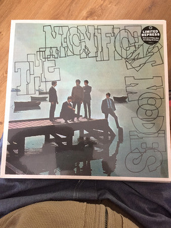 The Moody Blues - The Magnificent Moodies (LP, Album, Mono, RE, RP) - NEW
