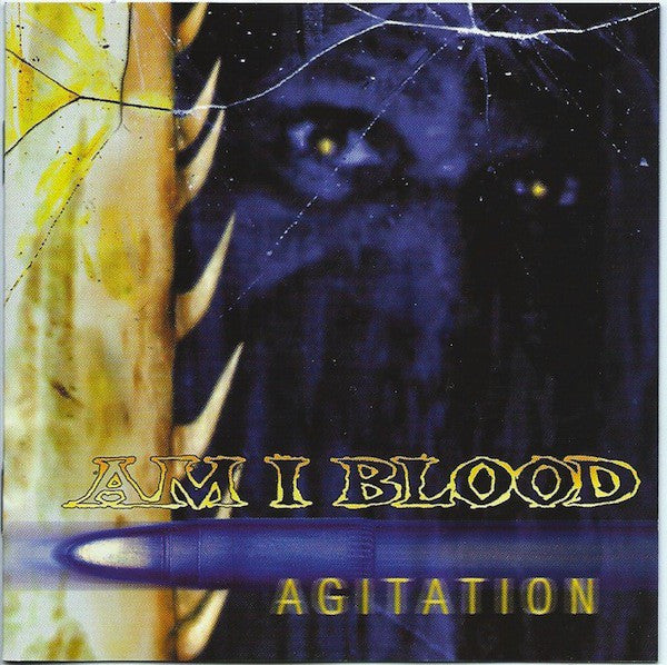 Am I Blood - Agitation (CD, Album) - USED